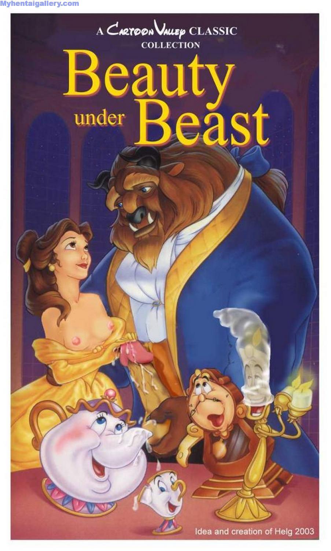 Beauty Under The Beast 8