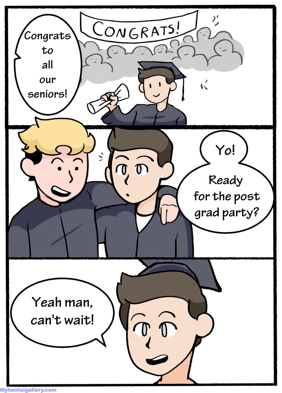Incest Graduation Day